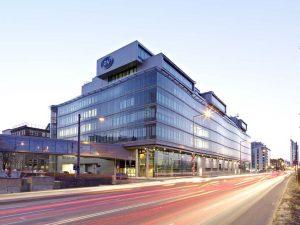 PVA Handelskai, Wien