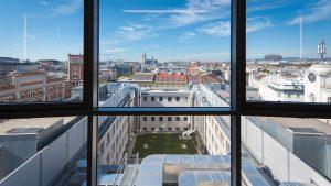 UNI Wien – Rossauer Lände