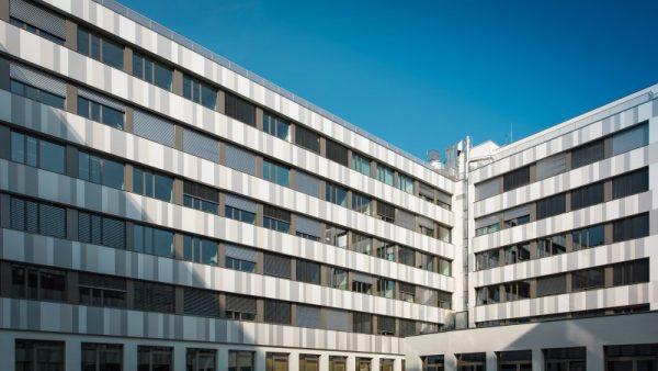 Gußhausstraße Campus TU Wien