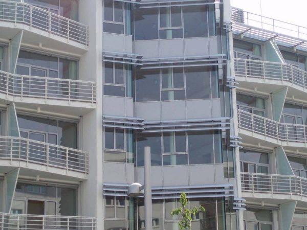 HdB Tokiostraße Wien