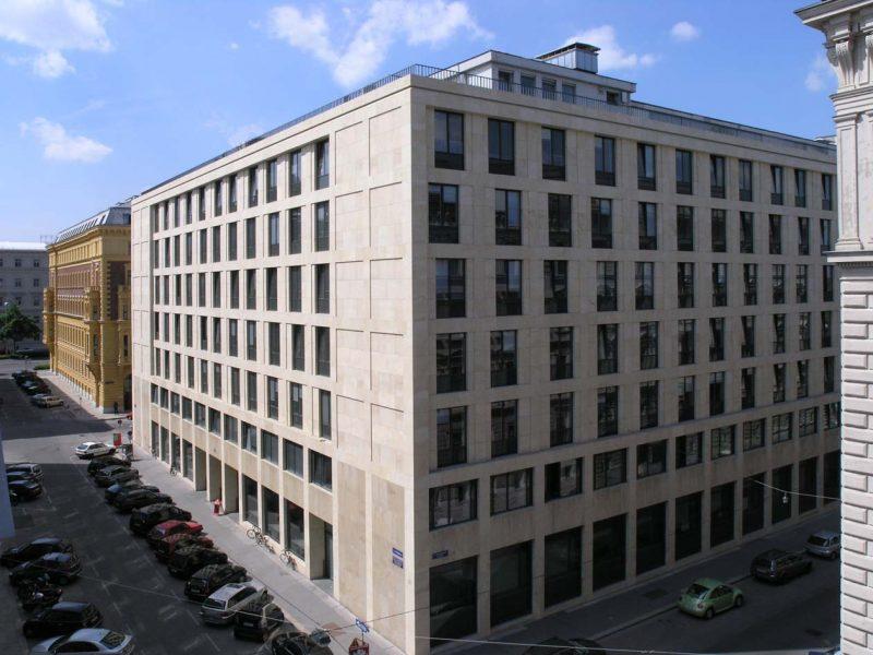NIG Institutsgebäude der Universität Wien