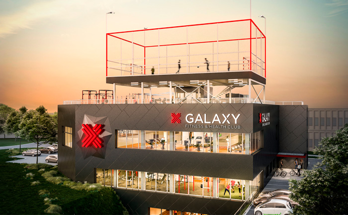GALAXY FITNESS, Feldstraße 40a, 2345 Brunn am Gebirge
